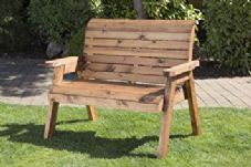 Outdoor Wooden Seating